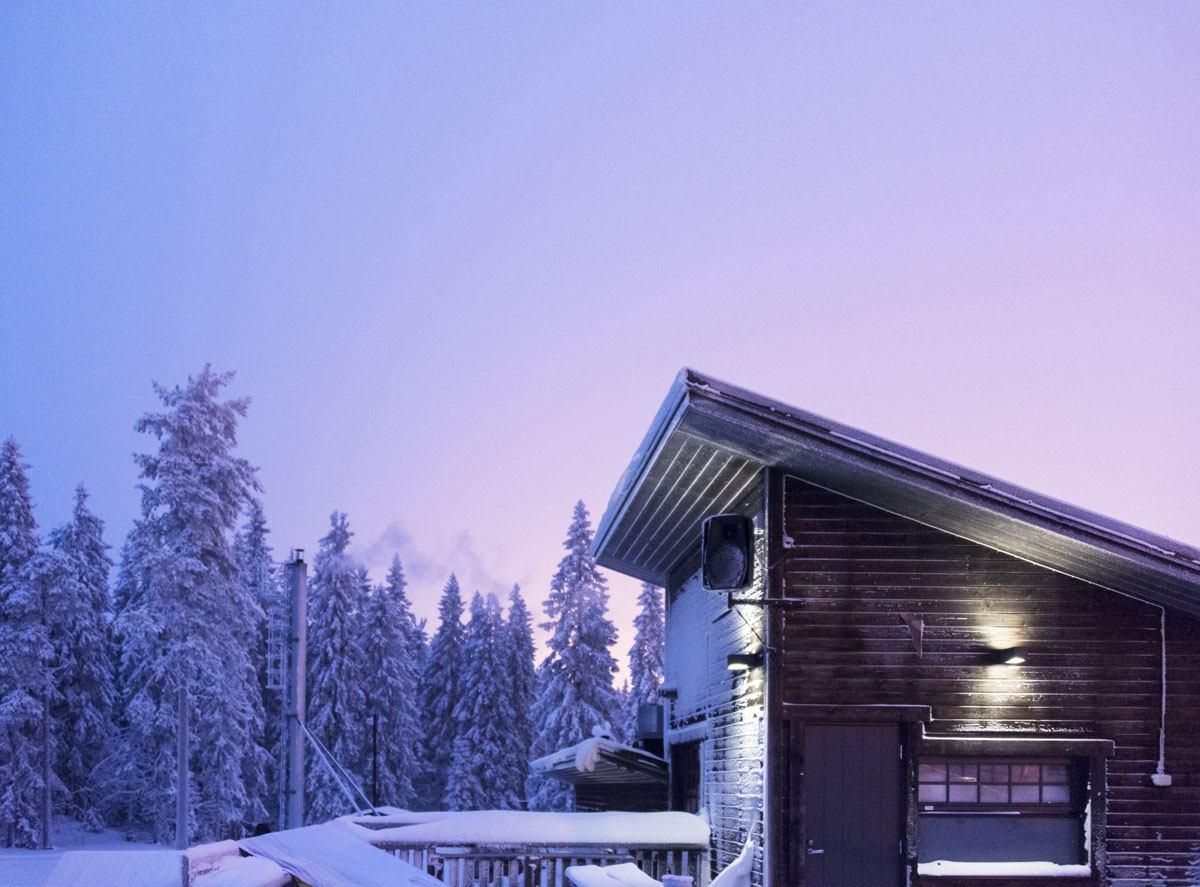 Pehku apres ski restaurant tahko finland
