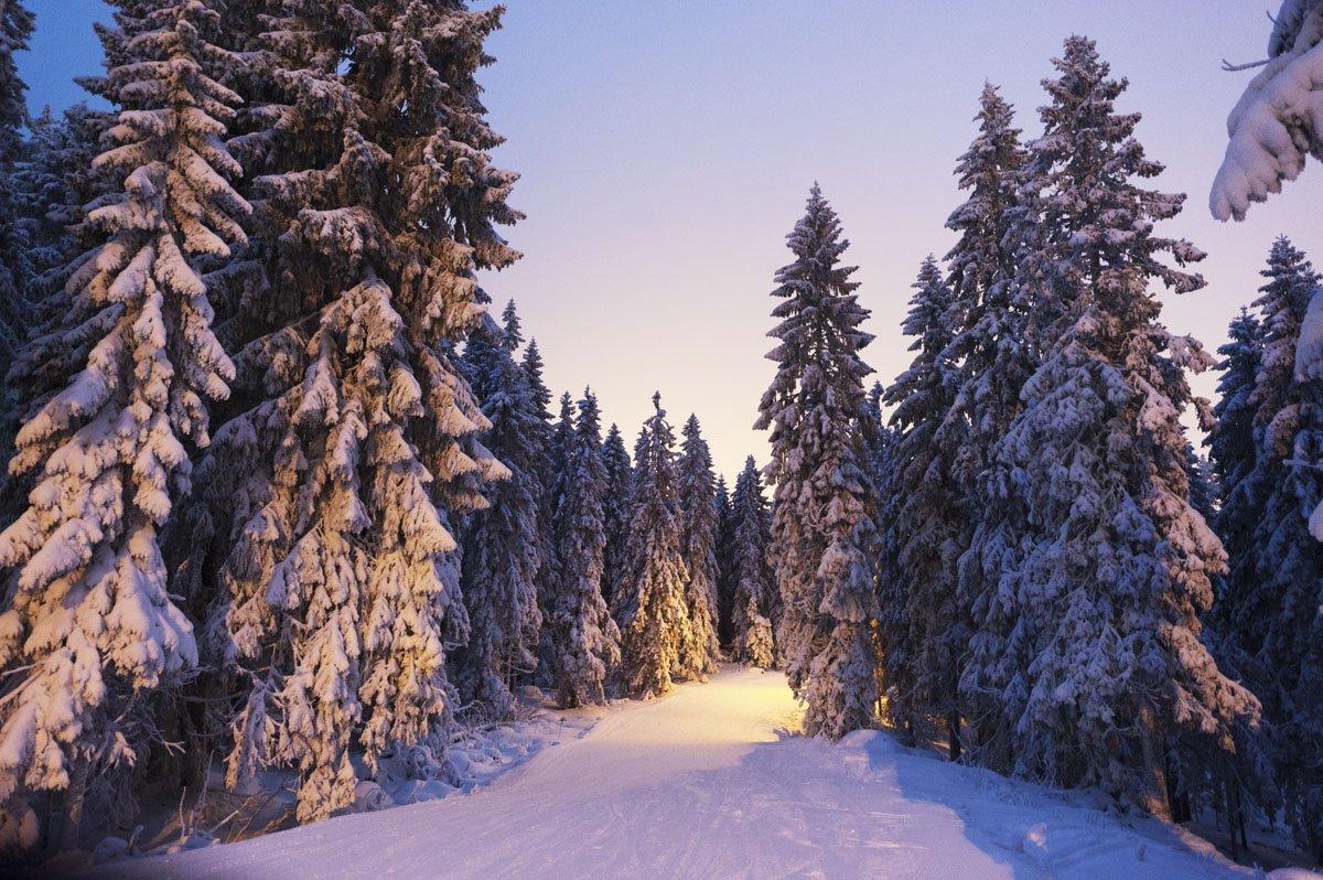 tahko skiing in finland