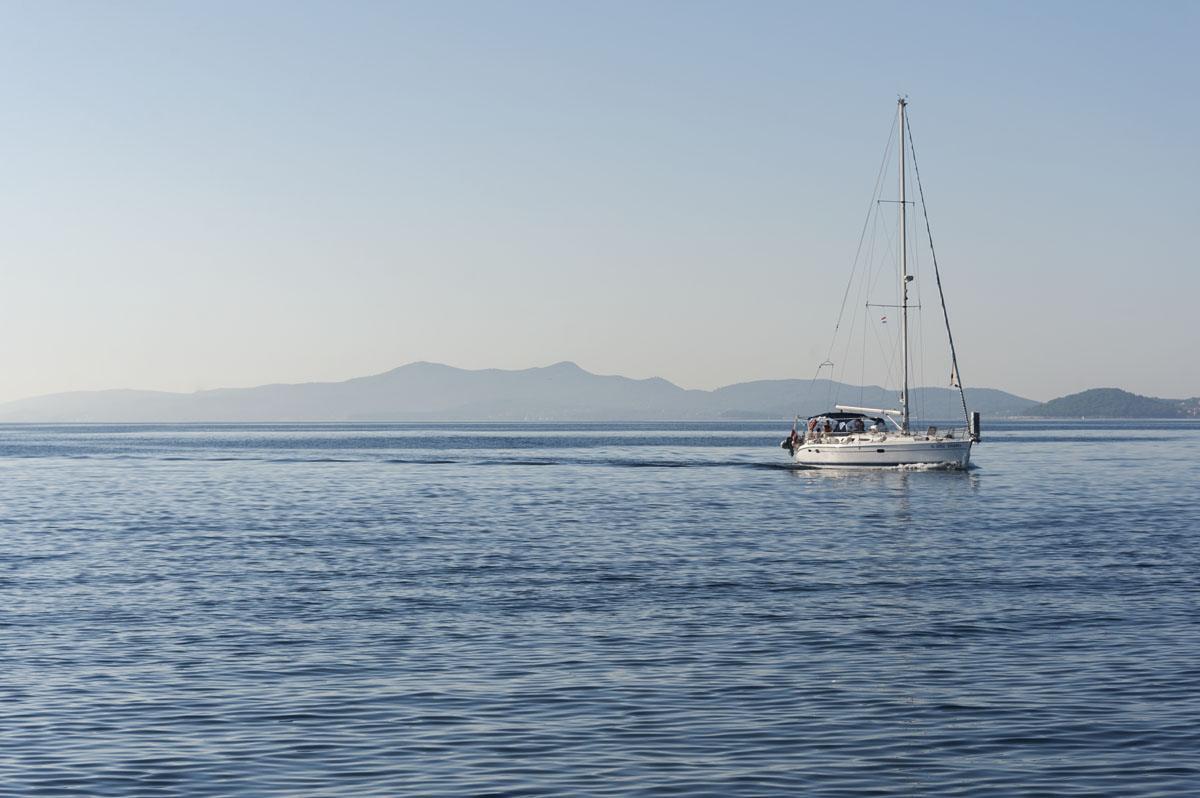 kornati islands croatia sailing