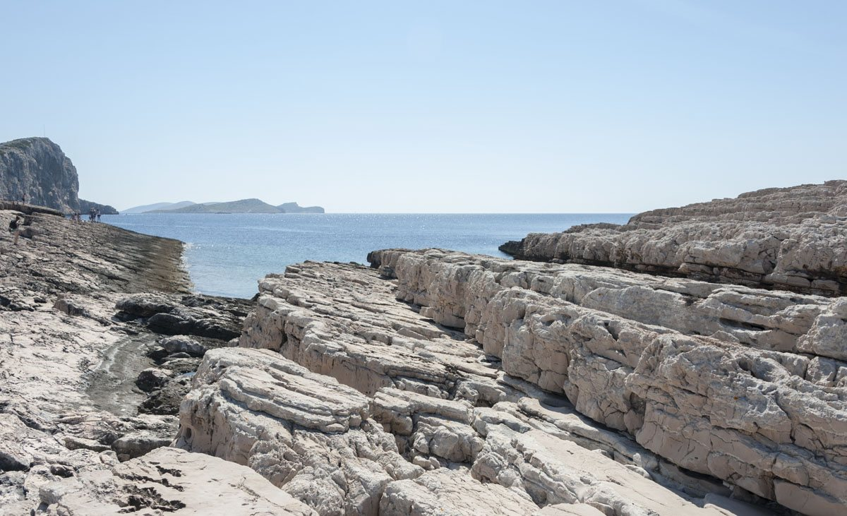 kornati islands croatia cliffs sea