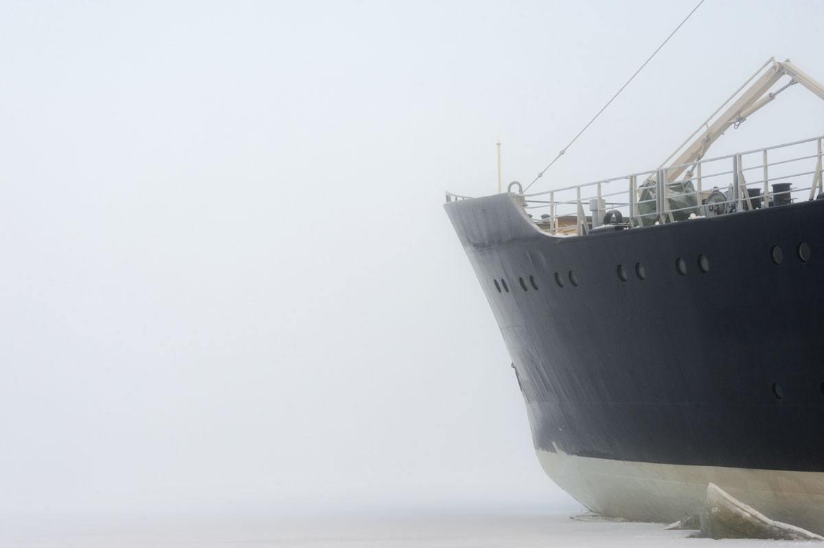 icebreaker sampo ship finland