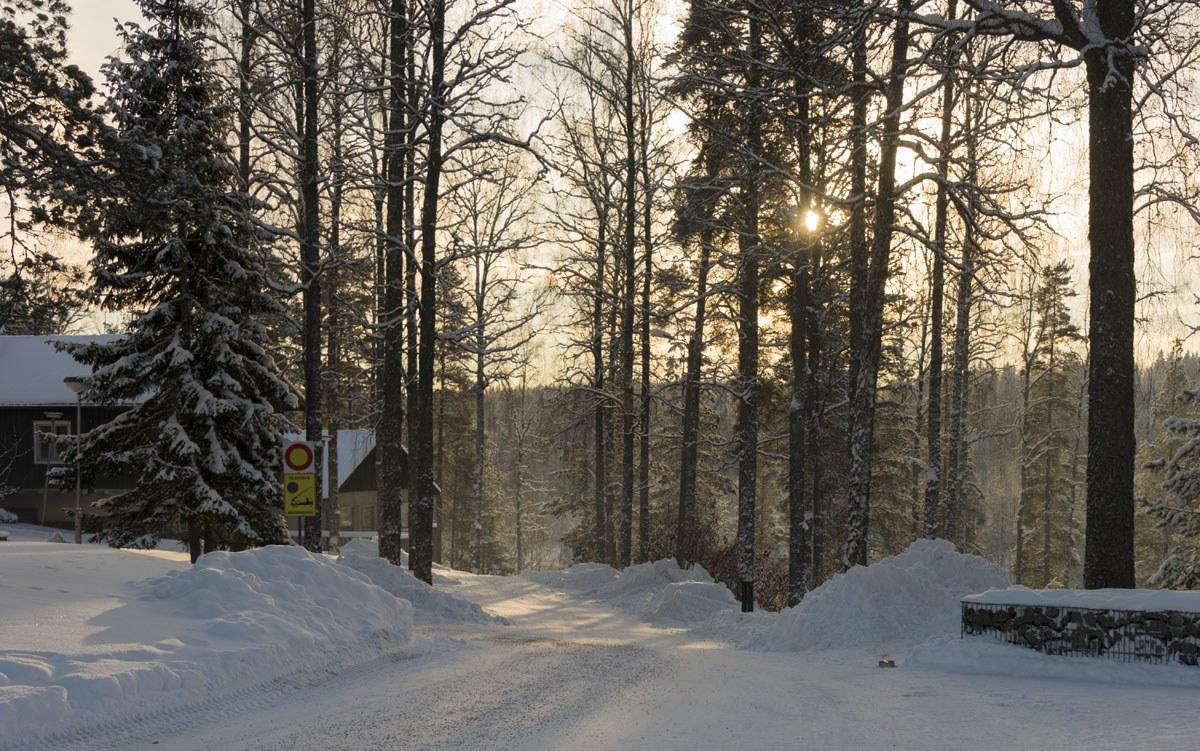helsinki in winter porvoo