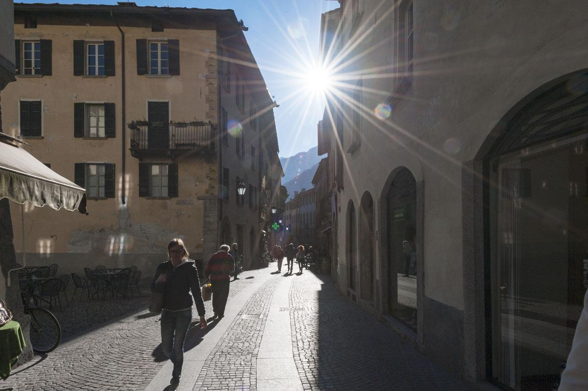 chiavenna stroll historic center