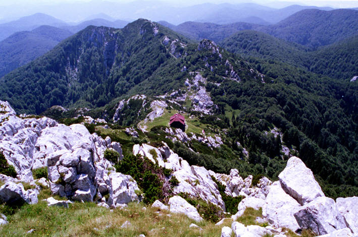 veliki risnjak croatia national parks