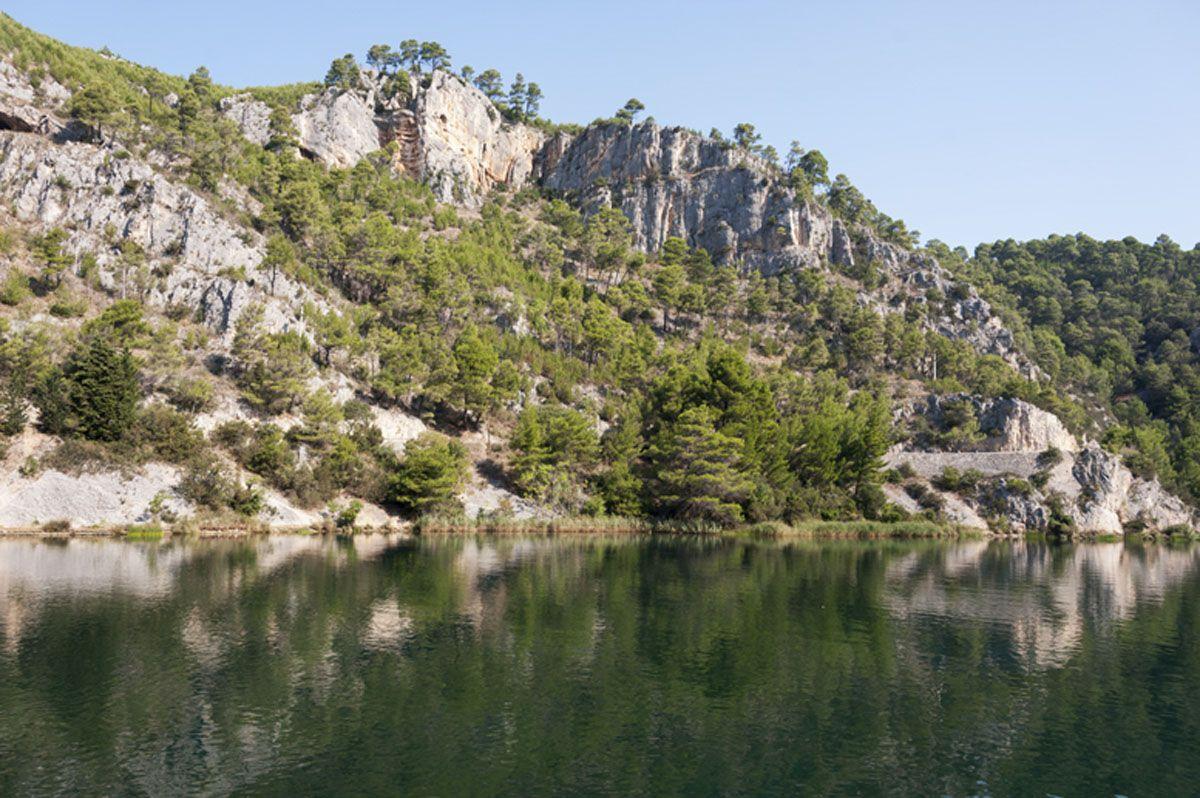 sailing on the Krka river croatia