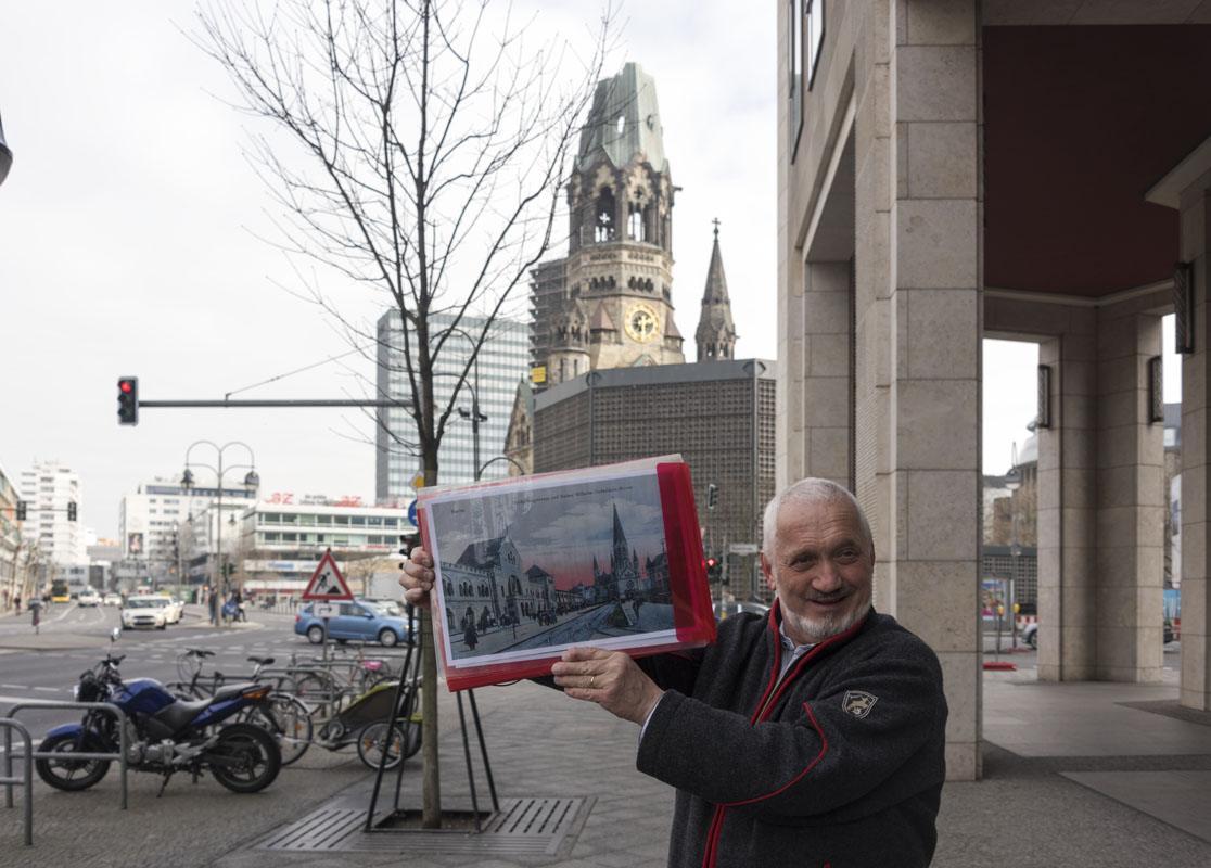 memorial church berlin guide