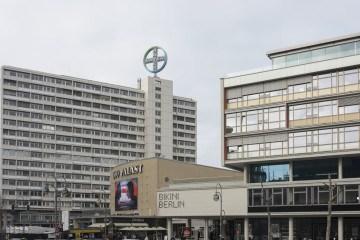 west berlin street scene