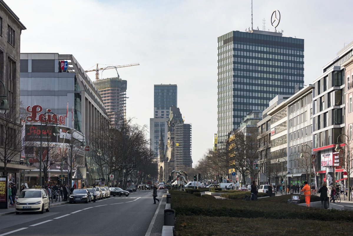 west berlin streets