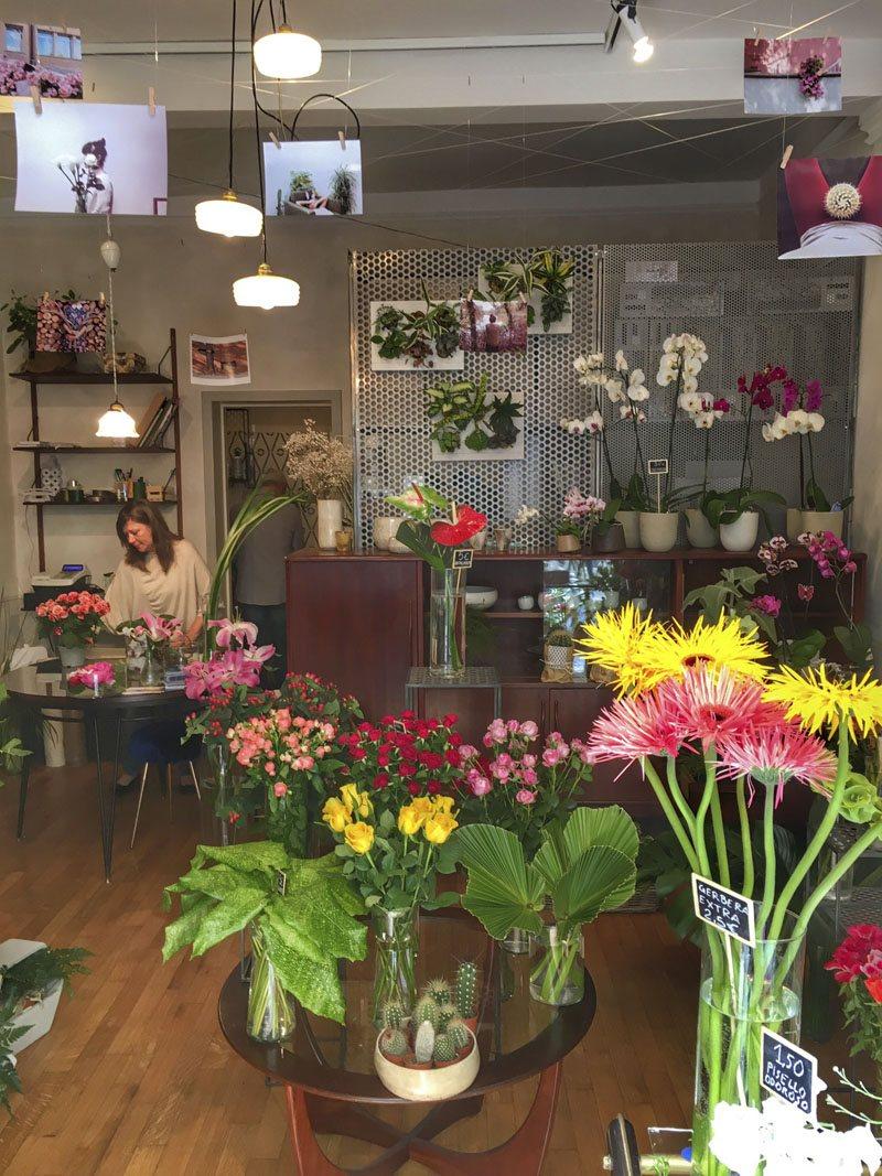 reggio emilia via roma flower shop