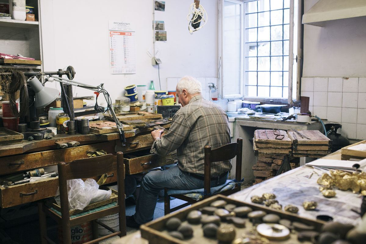 carlo cecchi metal workshop firenze