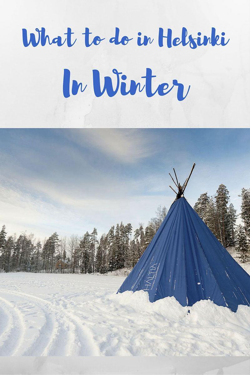 what to do in helsinki in winter pin