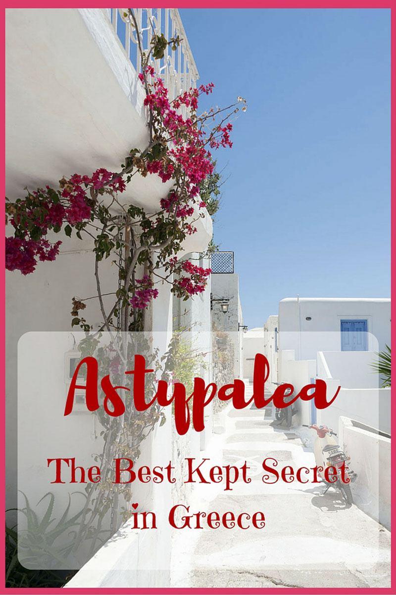 astypalea greece pin