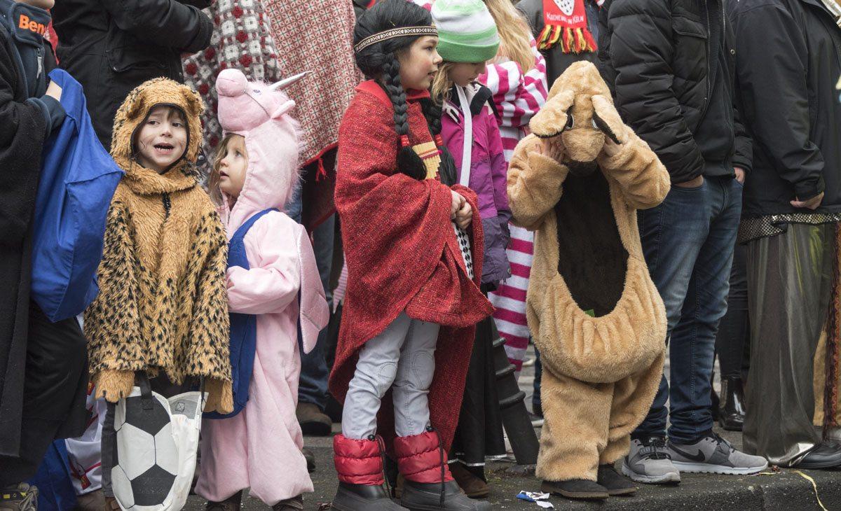 koln karnaval children