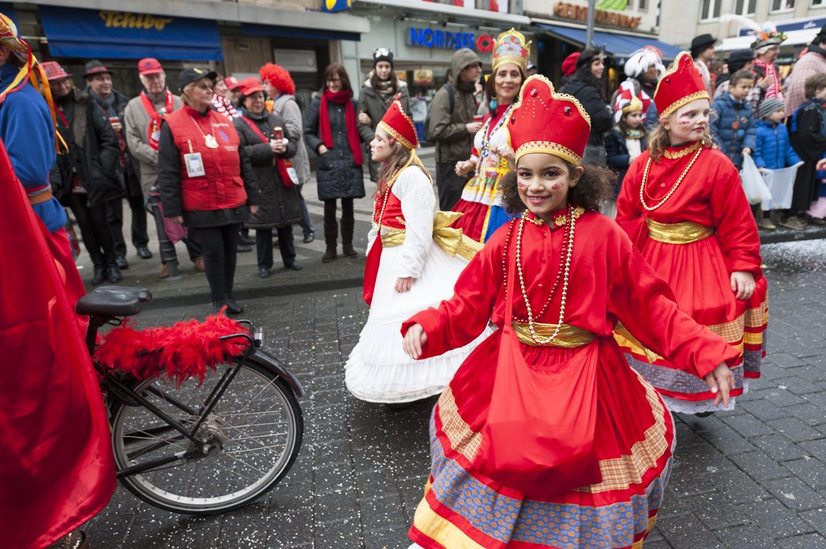 Cologne Carnival people :)