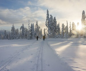 salla finland cross country ski