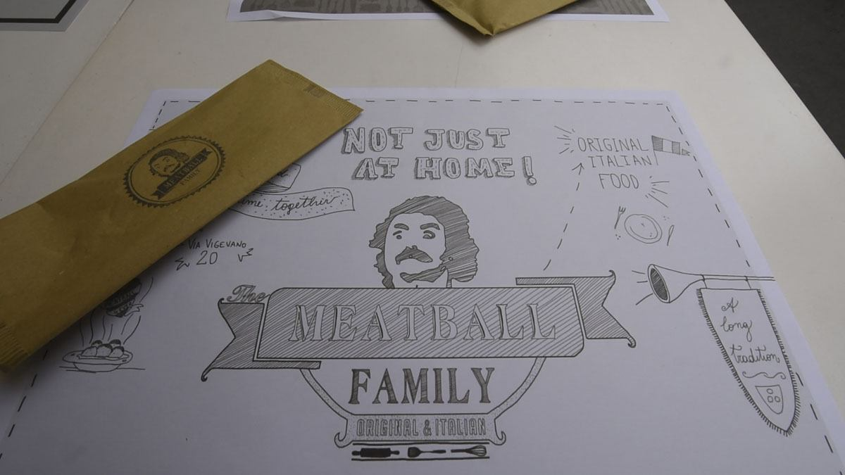 meatball family milan