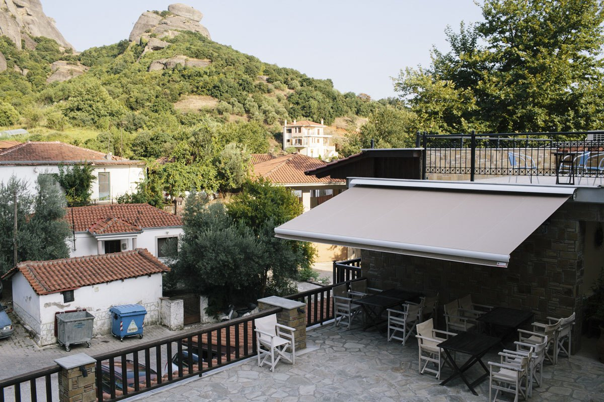 meteora greece alsos house