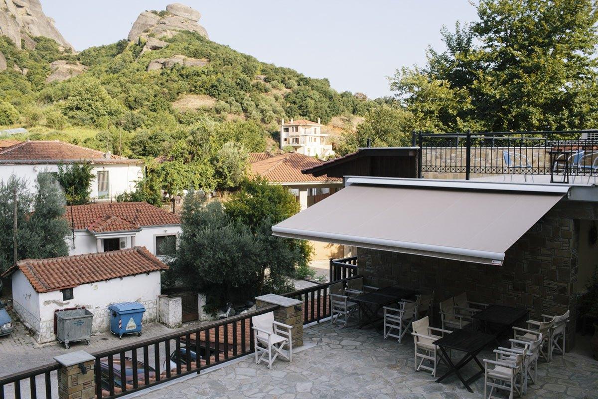 meteora greece alsos house