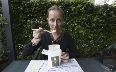 biroccio risotto milan eating