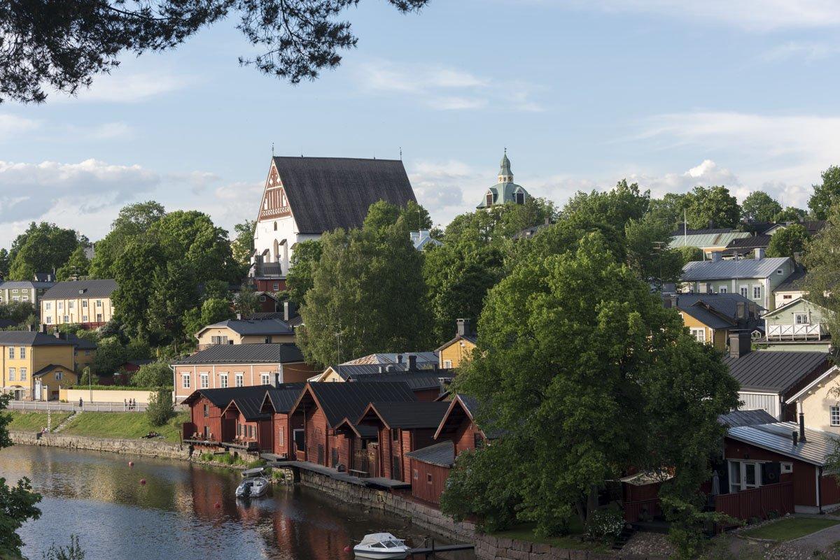 river view porvoo