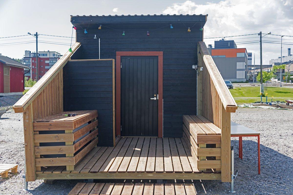 urbcult sauna porvoo