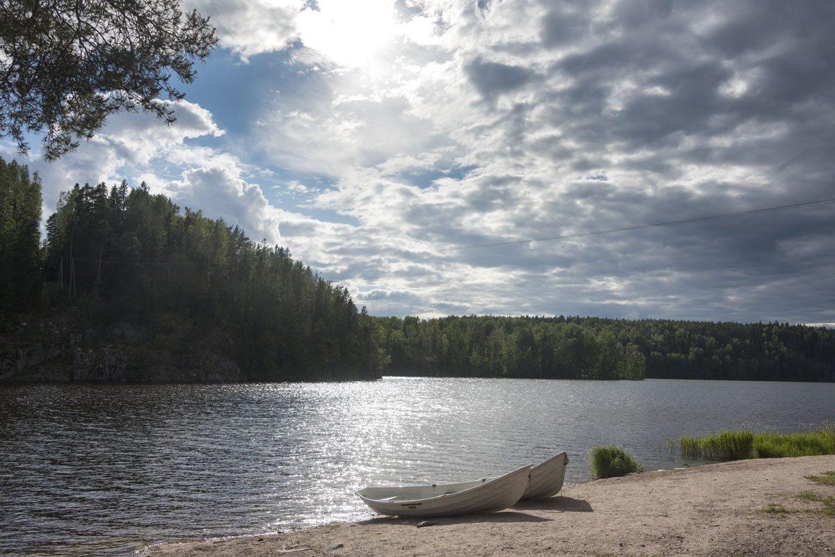 haltia lake
