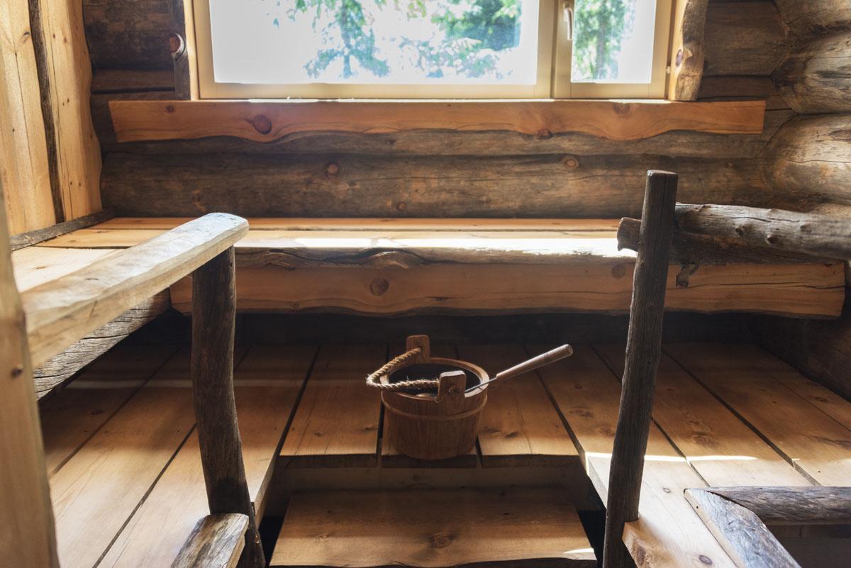 hawkhill nature sauna