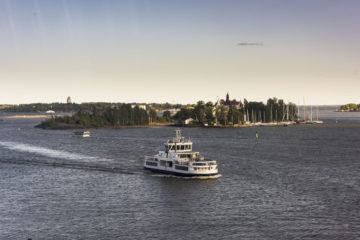 helsinki islands ferry