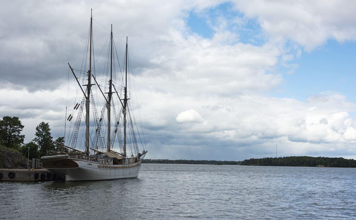 vallisaari sailboat