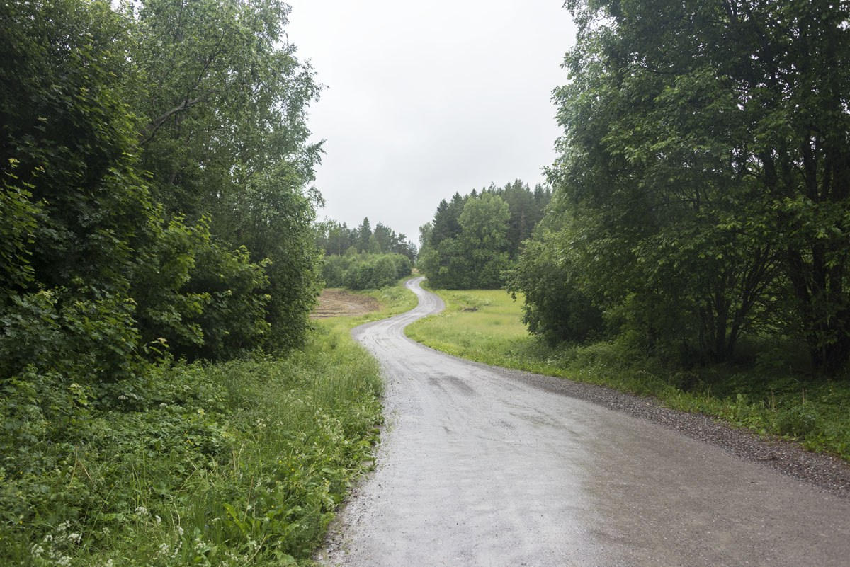 fiskars-mustionlinna-road