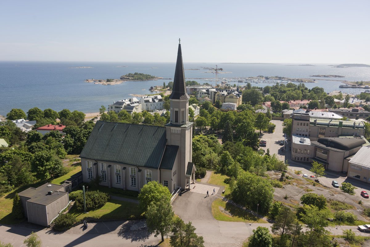 view-from-water-tower-hanko-finland