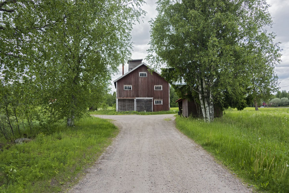 finnish countryside sipoo house