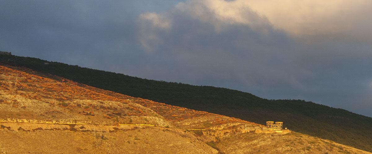 trebinje-herzegovina-sunset