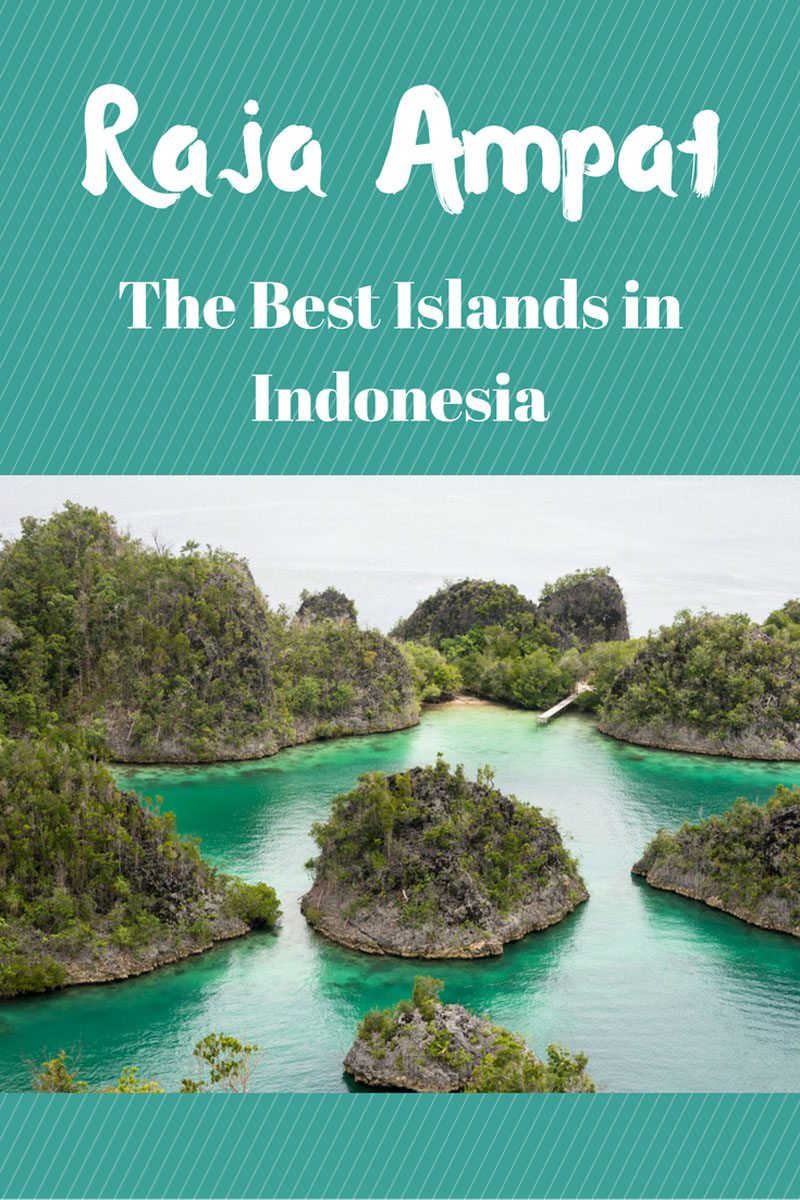 travel raja ampat islands