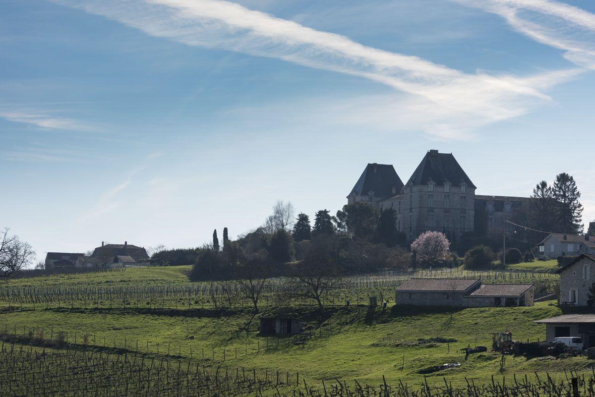 france saussignac castle