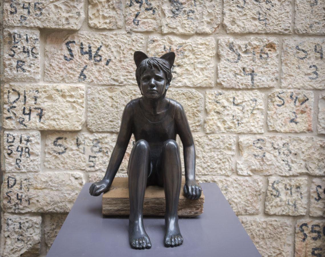 jerusalem scaventures statues