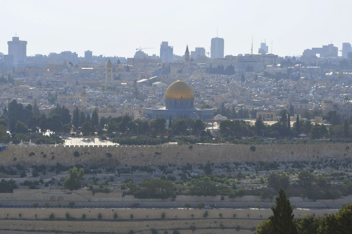 jerusalem-seen-from-mount-of-olives