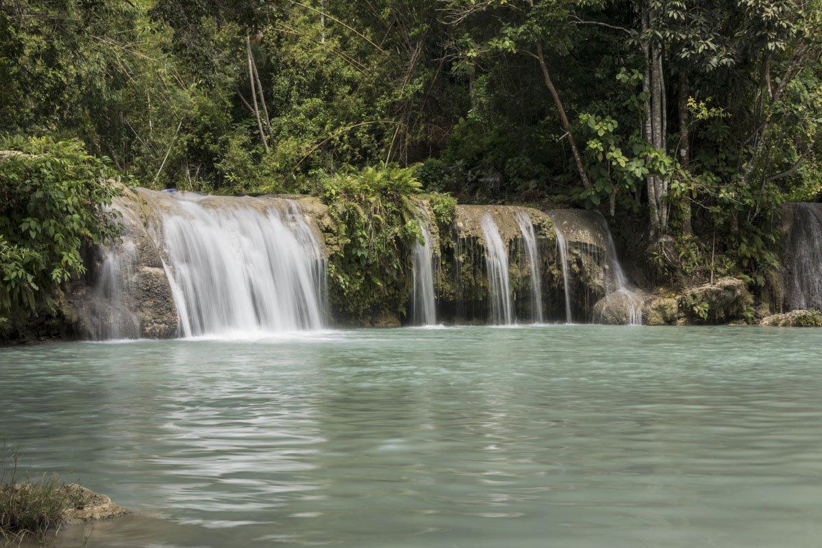 siquijor tourist spots cambungahay falls