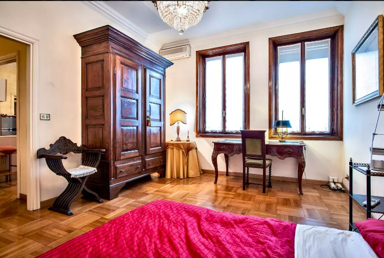 airbnb duomo luxe