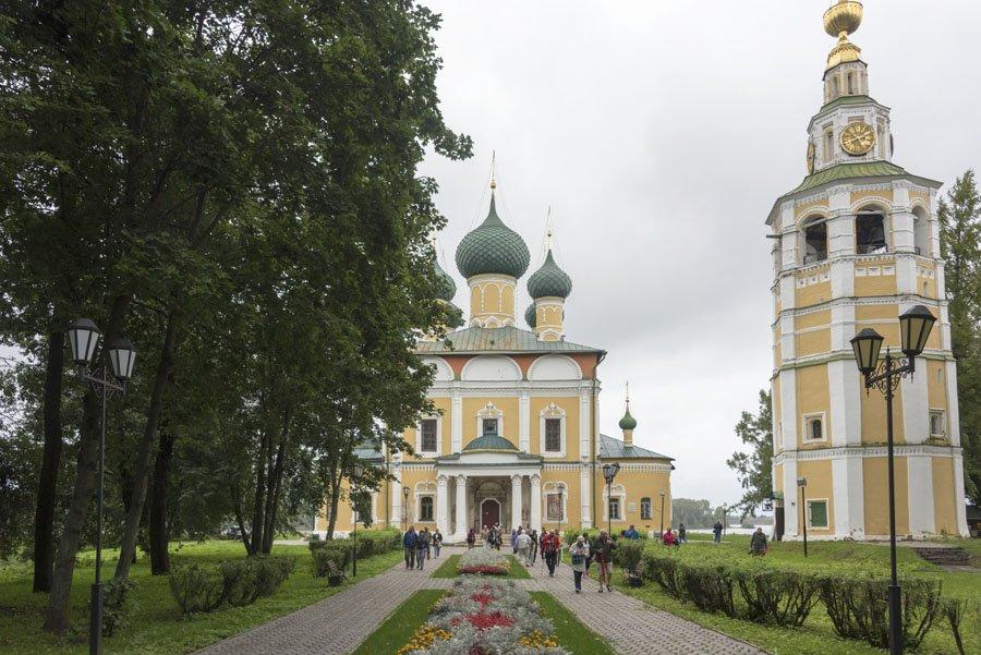 russia cruise uglich kremlin