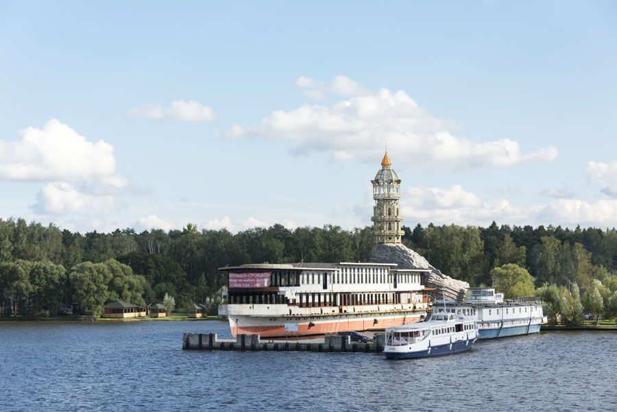 russia river cruise out of moscow