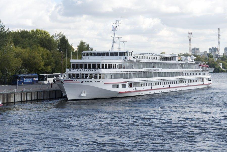 russian river cruise viking ship
