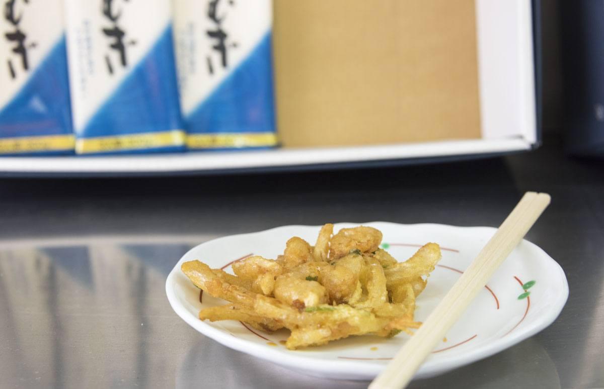tokyo sunamachi tempura