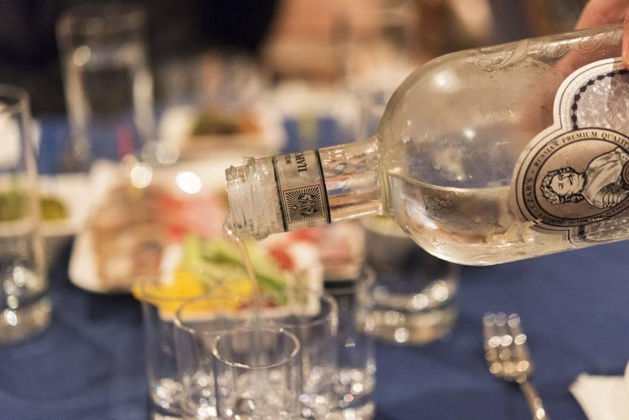 viking river vodka night