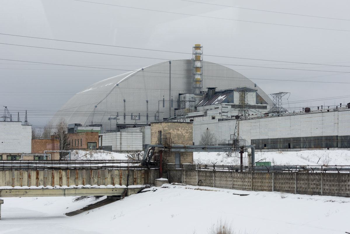 chernobyl exclusion zone reactor 4