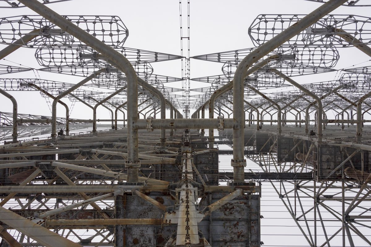 chernobyl ukraine duga radar