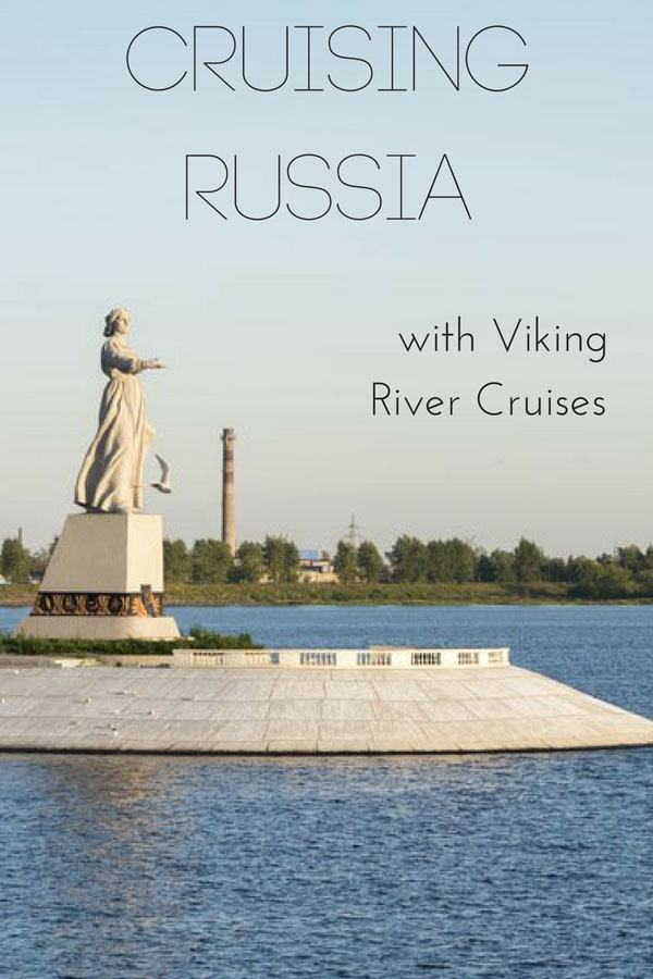 cruising russia pin