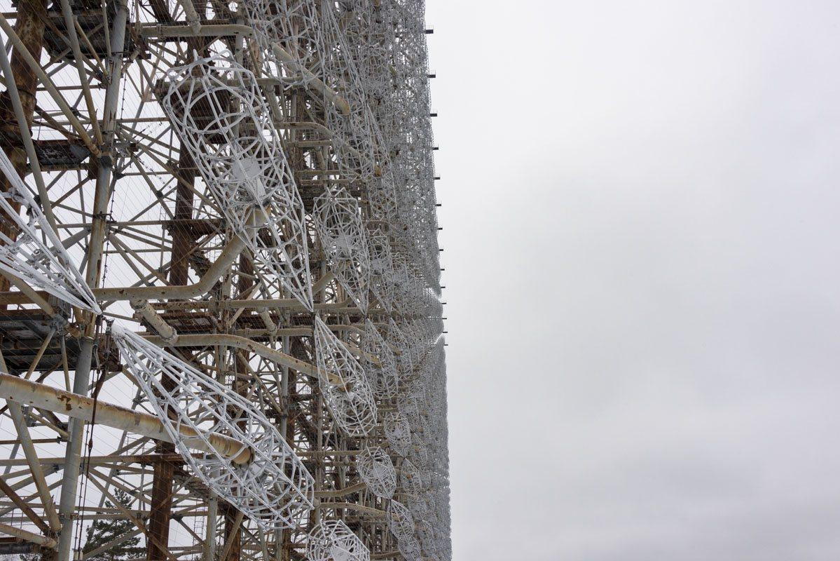duga 3 radar chernobyl