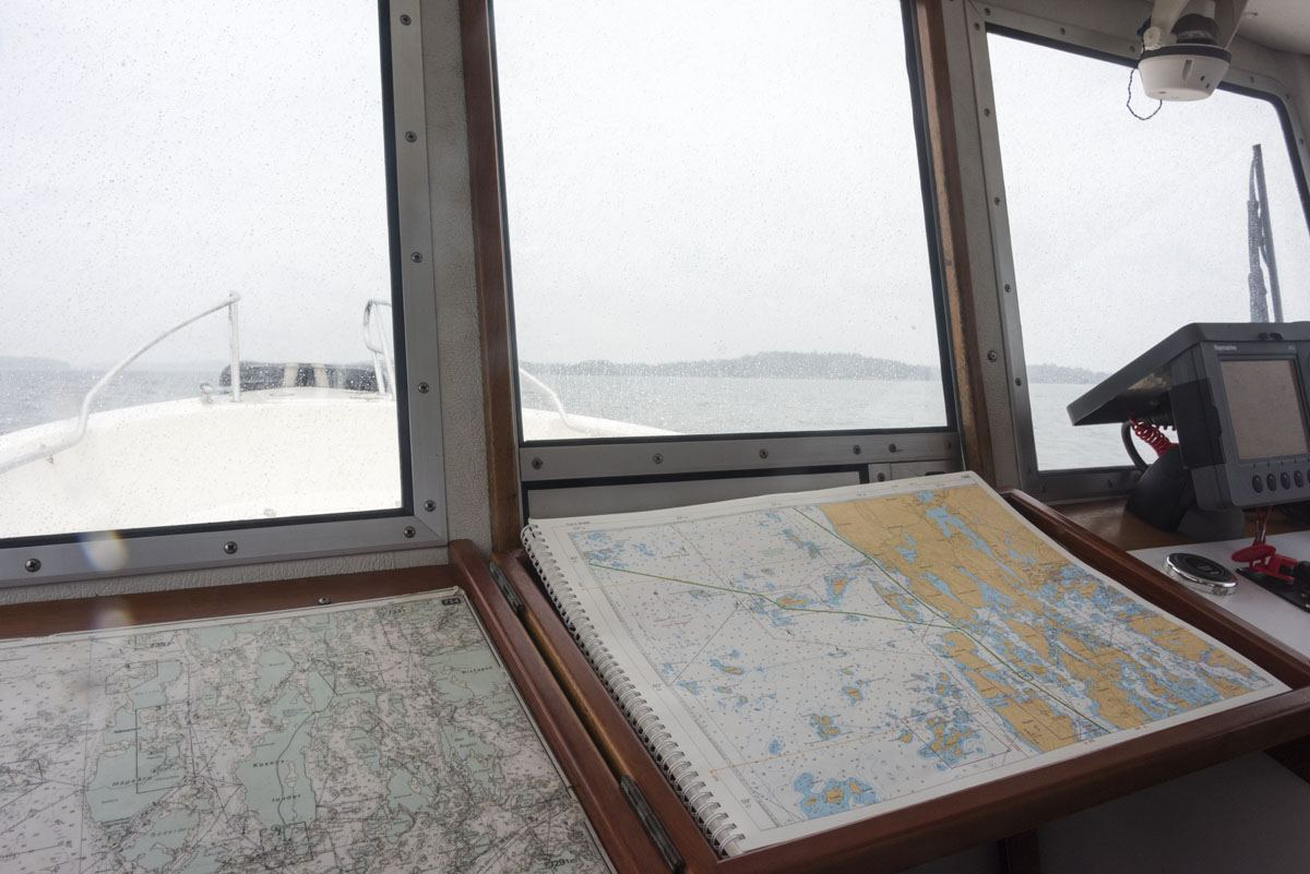 finland archipelago sailing