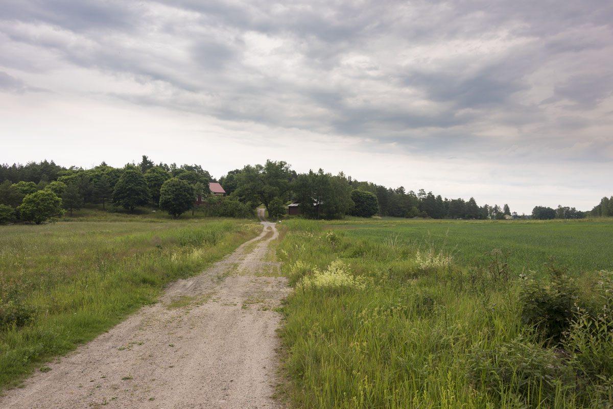 finnish archipelago path